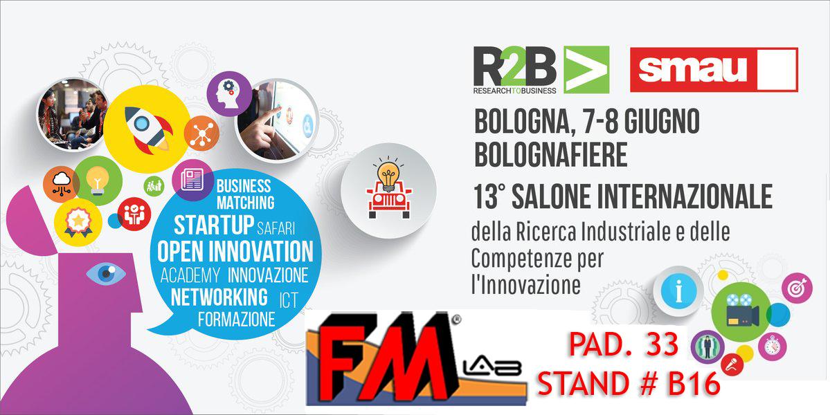 R2B 2018 – Innovat&Match