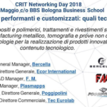 CRIT e Networking Day